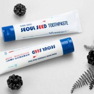 Global Dental Seoul Seed Toothpaste